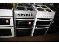 Freestanding 50cm Electric Cooker D533 Refurbished