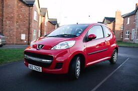 Peugeot 107 Urban - Late 2009 - £20 tax - Low insurance