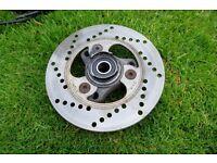 Peugeot Speedfight 2 brake discs
