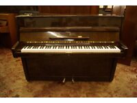 Small compact upright piano - Tuned & UK delivery available