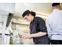 Full Time Sous Chef - Live In - Up to £9.00 per hour - The Bullfinch - Riverhead - Seven Oaks
