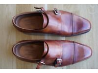 Meermin shoes size 6.5 double monk new
