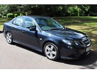 2011 Saab 9-3 TTiD - Manual - £30 Road Tax & FSH - HPi Clear