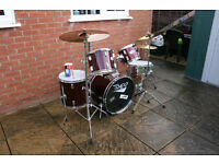 Dixon Tempo Drum Kit VGC