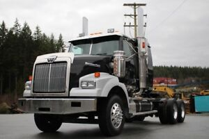 2015 Western Star 4900 Tandem with 600hp and Full Lockers 4900 T