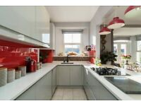 Stunning fully furnished 2-bedroom flat with large garden in Mannamead/Mutley area