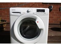 HOOVER 9KG WASHING MACHINE IN GOOD CLEAN WORKING ORDER 3 MONTH WARRANTY & PAT TESTED
