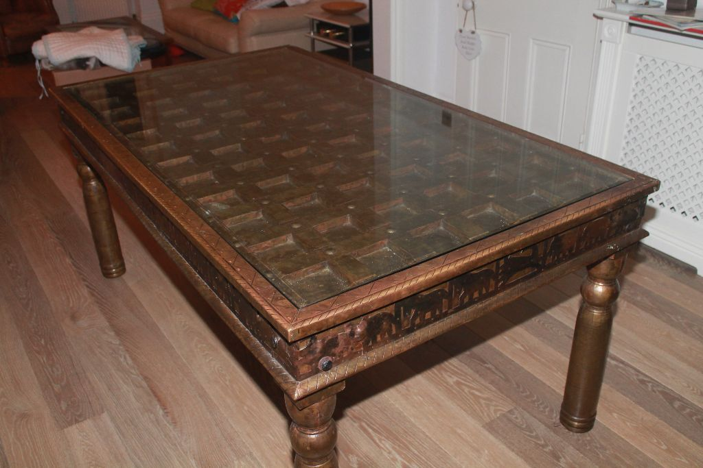 Antique Indian dining table in Battersea London Gumtree