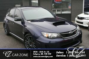 2011 Subaru Impreza WRX STi Turbo, AWD, Low Payments