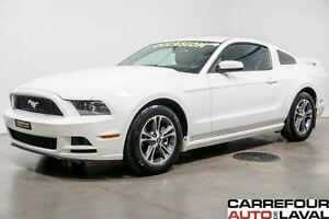 2013 Ford Mustang V6 3.7L Premium CUIR/BLUETOOTH/MAGS