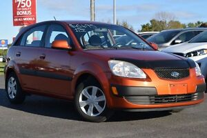 2007 Kia Rio Rio5 EX Convenience | LOW KMS | HEATED SEATS