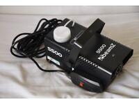 BeamZ S500 500W Smoke machine + 5L smoke fluid - DJ/Disco/Party