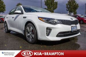 2018 Kia Optima SX. DEMO. ROOF. NAVI. CRUISE CTRL. BACKUP CAM