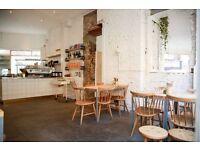 Head Chef for Award Winning Modern Cafe/Restaurant