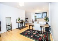 STUNNING 2 BED - UNIQUE LAYOUT - HAGGERSTON -WATER RATES INCLUDED - CLOSE TO REGENTS CANAL