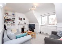 recently refurbished, light & bright 2 bedroom property in the heart of West Hampstead