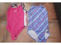NEXT Age 15-16 yrs & Speedo size 12 Swimsuits.