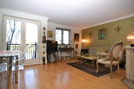 A Stunning One Bedroom River View apartment Near a Train Station in a Beautiful Area