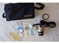 Minolta Dynax 505si SLR Camera