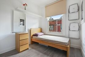Brand New Studios, Water and Wifi Included,Willesden Junction Student/working professionals