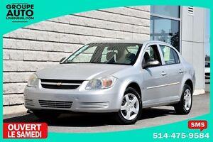 2007 Chevrolet Cobalt *LS*AUTOM*A/C*73000KM*SILVER*JAMAIS ACCIDE