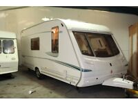 Abbey GTS Vogue 4 Berth 2004 Caravan Full Service Completed