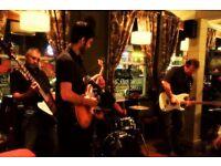 Blues band avaiable