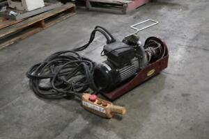 NORTHERN INDUSTRIAL Minisize 2-1/4hp Electric Rope Hoist