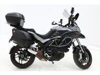 2013 Ducati Multistrada S Granturismo with Luggage, SAVE £451 (PRICE PROMISE)