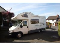 Motorhome Lunar Champ for sale