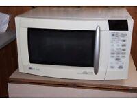 LG microwave oven MB4344B