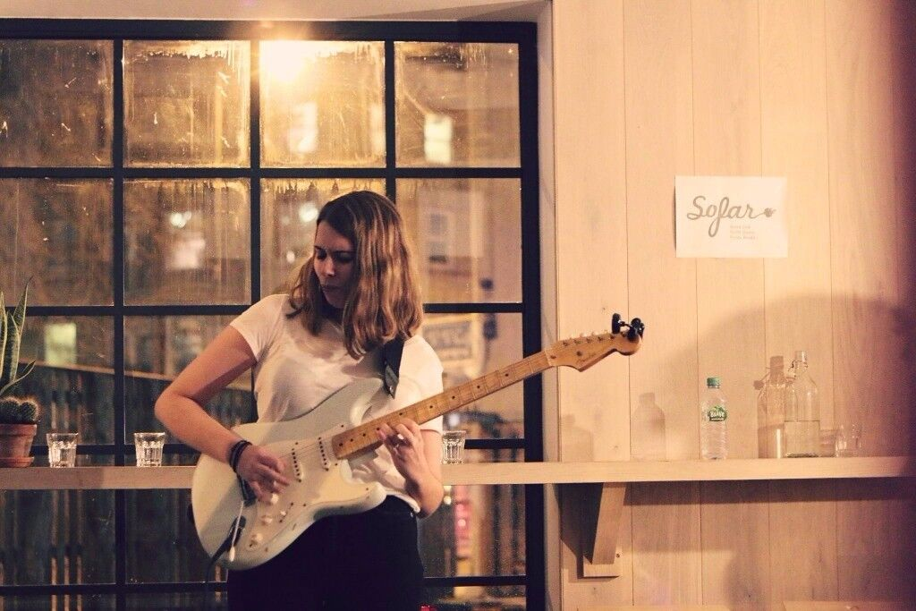 Experienced and enthusiastic guitar teacher in Wandsworth