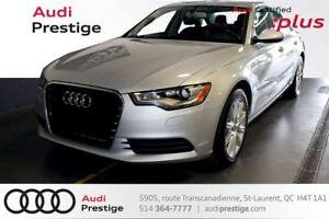 2015 Audi A6 Progressiv