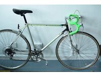 80s Reconditioned Raleigh Racer, 5 Speed, Beautiful, City Living