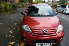 Citroen C3 1.6 i 16v Exclusive Hatchback 5dr Petrol Automatic