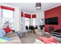 Dingwall Road, SW18 - Excellent five double bedroom Victorian conversion with two bathrooms £2800pm