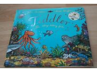 Tiddler-The story telling fish by Julia Donaldson