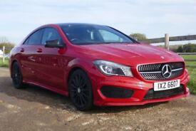 Mercedes-Benz, CLA, Saloon, 2014, Semi-Auto, 2143 (cc), 4 doors
