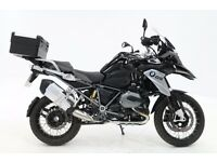 SOLD SOLD SOLD! 2015 BMW R1200GS TE Triple Black with Sat Nav & Top Box ----- Price Promise!