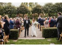Full Day Wedding Photography for £550