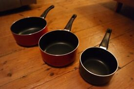 3 Cooking Pans