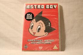 Astro Boy DVD manga New Still in Packaging