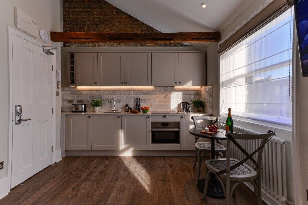 Stylish and bright apartment in Marylebon - Baker Street Bills included!!-Zone 1