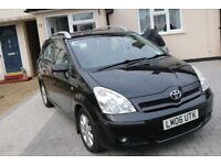 2006 Toyota Corolla Verso 2.2 D4D, T-SPIRIT 7 Seater Leather Diesel Manual