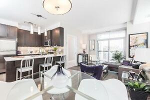 Two Bedroom, Two Bath Luxury Rental in Uptown Waterloo