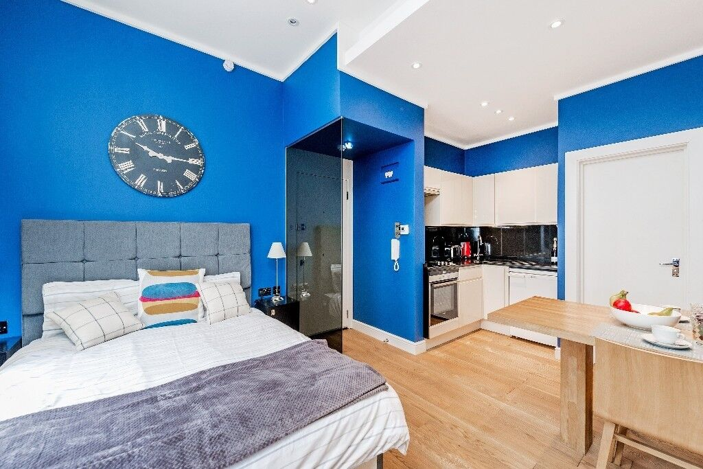 Luxury Studio Apartments In Marylebone Close To Baker Street And London Business School