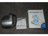 Polaroid P600 Instant Camera , boxed with instructions.