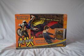 RETRO TV Game - Motorbike Dirt Rebel
