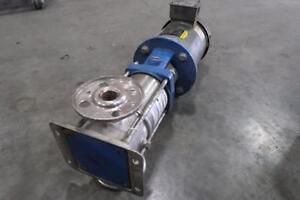 Berkeley Pump/Motor combo
