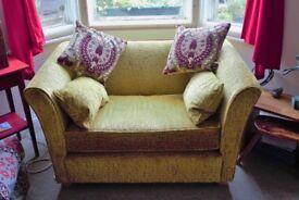 Small sofa/Love chair/Snuggler